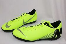 reputable site 2338a 99505 Nike Mercurial Vapor 12 Club TF Indoor Cleats Soccer Football AH7386 701 Sz  9.5