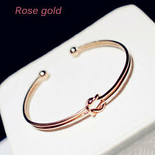 New 1 Pcs Fashion Jewelry Love Knot Bracelet Classic Cuff Bangles Cute Gift