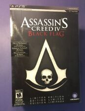 Assassin's Creed IV Black Flag [ Limited Edition / Collector's Pack ] (PS3) NEW