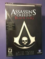 Assassin's Creed IV Black Flag ** Limited Edition ** (PS3) NEW