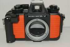 "Nikon Nikonos V Film Camera 35mm ""Problem"" From Japan #0060"