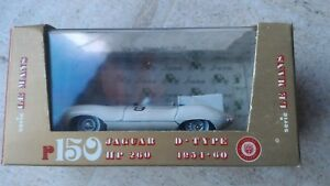 Jaguar Type D Brumm 1/43