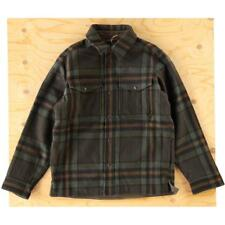 Filson Size M Mackinaw Wool Jac Shirt Green Black Plaid New