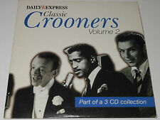 Daily Express Music CD - Classic Crooners - Volume 2