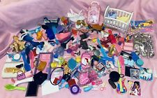 Huge Lot Of Barbie Accessories