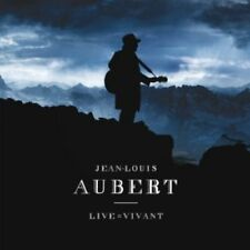 Jean-louis Aubert Live vivant - Album 2 CD