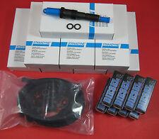 6.9L 7.3L Ford IDI Tune Up Kit NEW OEM Stanadyne Fuel Injectors Glow Plugs +