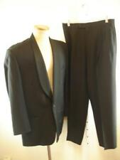 Pant Shirt Mens 40 R Black Military Cadet Quinceanera Tuxedo Jacket