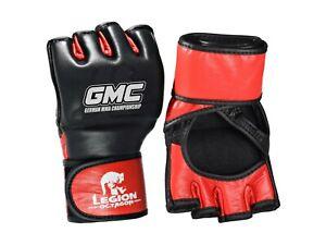 LEGION OCTAGON MMA Handschuhe GMC, Rindsleder. Grappling, Ju Jutsu, Freefight