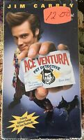 1994 Ace Ventura Pet Detective VHS Jim Carrey