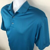 Nike Men's Large Golf Polo Short Sleeve Shirt Business Casual Lightweight Sport