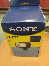 Sony HVL F32X Shoe Mount External Flash