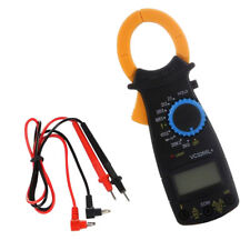 VC3266L+ Digital Clamp Meter Multimeter Electronic AC DC Volt Voltage Amp