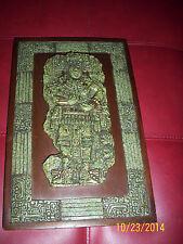 original arte-mex marca registrada elaborado por made in mexico old rare art