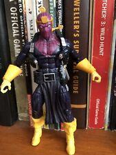 RARE Marvel Legends Baron Zemo (Mandroid BAF) COMPLETE