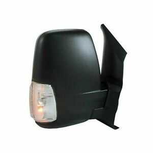 Right RH Mirror Power/Heated Short Arm fits 2015 2019 Ford Transit 150 Cargo VAN