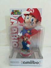 AMIIBO super Mario 1er édition NINTENDO AMIIBO Switch 3DS Super Smash Bros MARIO