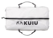 Kuiu Ultralight Hunting -  Handled Zipper Dry Bag Gear Pack - Clear - Medium