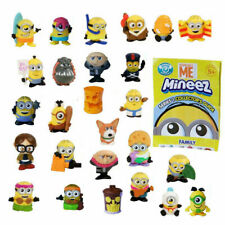 Despicable Me Mineez 6 Figure Pack Minions Series 1 Retail Package Your Choice