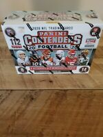 2020 Panini NFL Contenders Football Sealed MEGA Box - Burrow, Herbert, Tua?