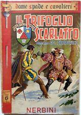 ROMANZO NERBINI DAME SPADE CAVALIERI N.3 1943 G. SOMALVICO