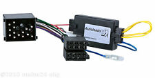 BMW 5er e39 Kenwood radio cavo adattatore spina volante telecomando Interface