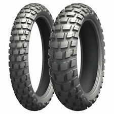 COPPIA GOMME MICHELIN 90/90-21 54R + 140/80-18 70R ANAKEE WILD