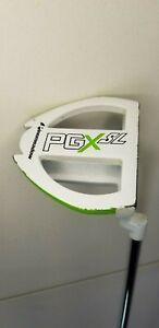 "Pinemeadow PGX SL Golf Putter 2X ORB Alignment System 35"""