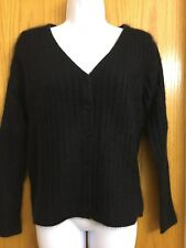 Hillard women's 52%Angora ( Rabbit Hair)sweater size Small