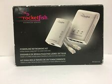 rocketfish Advance Series Powerline Networking Kit RF-GUV1125 NEW