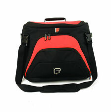 "Fusion F1 Workstation Courier Orange - 17"" Laptop Messenger Bag Backpack"