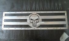 TMW SKULL GRILL FITS: 97 TO 2001 JEEP CHEROKEE GRILLE CNC CUT