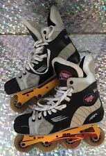 Bauer Vapor Agility LE Anatomical Men's Size US 10R Roller Hockey Skates