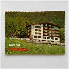 Gasthof Waldfriede at the Spieljochbahn Postcard (P351)