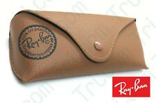 Ray-Ban Eyeglasses Sunglasses Optical Soft Case with Cleaning Cloth - Brown