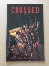 """CROSSED SPECIAL 2014 """"TORTURE"""" COVER VF/NM (or better) 1ST PRINTING AVATAR PRESS"""