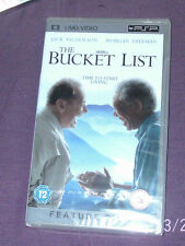 The Bucket List (UMD, 2009) jack nicholson, morgan freeman