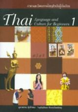 Thai Language and Culture for Beginners Book 1, General AAS, Thai, Miscellaneous