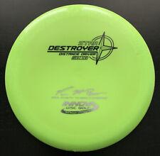 Innova Star Destroyer Paul McBeth 4x 168 grams