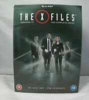 The X-Files Complete Series Seasons 1-11 Blu-Ray Box Set NEW