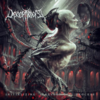 Deceptionist - Initializing Irreversible Process CD #104600