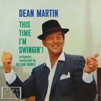 Dean Martin - This Time I'm Swingin + 4 Bonus Tracks [New Vinyl LP] Bonus Tracks