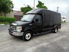 2016 FORD E350 14 PASSENGER TURTLE TOP PARTY BUS 86K MILES !!!