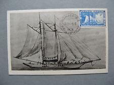 MONACO, maximumcard maxi maximumcard 1949, sailship