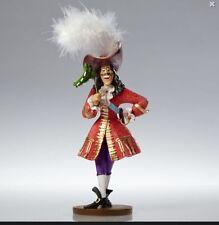 Disney Showcase Couture de Force Peter Pan's CAPTAIN HOOK Masquerade Figurine