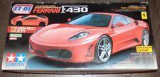 Tamiya TT01 Ferrari F430 Kit (with Factory Painted Bodyshell) NEW 58343