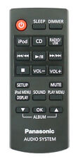 Panasonic SC-HC27DB Genuine Original Remote Control
