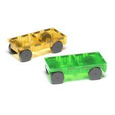 Magna-Tiles Cars Expansion Set  - Expansion Set, Cars