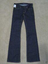 New with Tags Women's Ralph Lauren Sport Blue Label Jeans Bootcut Pants Size 25
