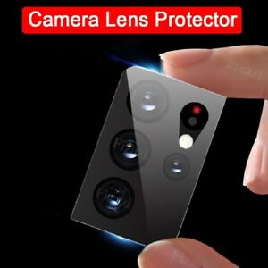 High Definition Rear Camera Lens Protector Tempered Glass For Samsung S21 Ultra